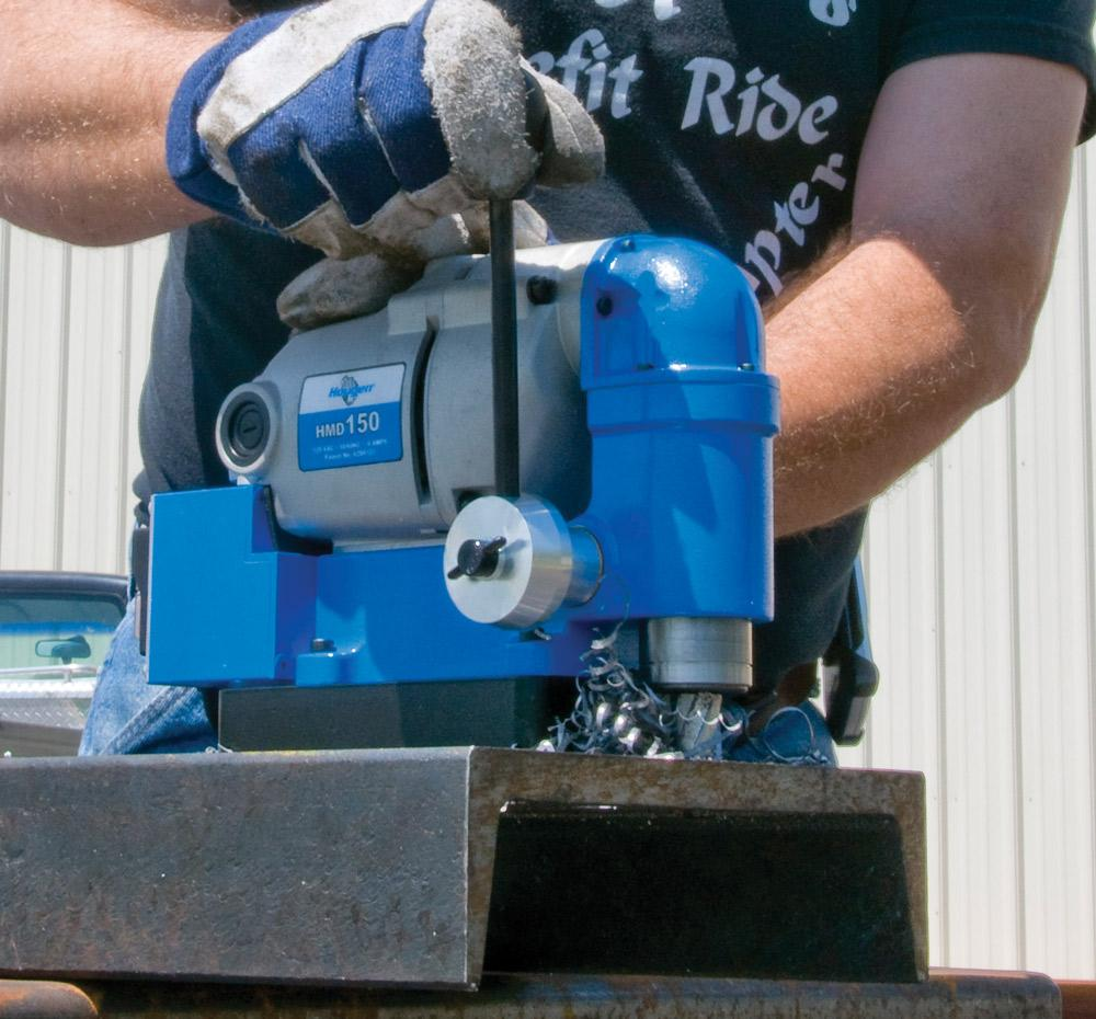 A Magnetic Drill Primer - Canadian Metalworking