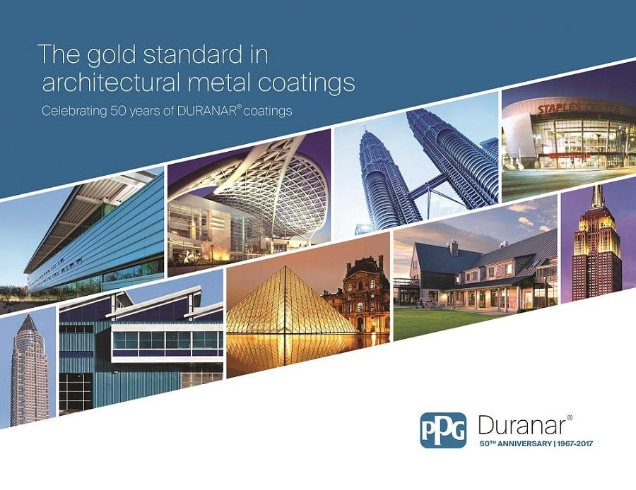 Brochure Highlights Pvdf Coatings Canadian Metalworking
