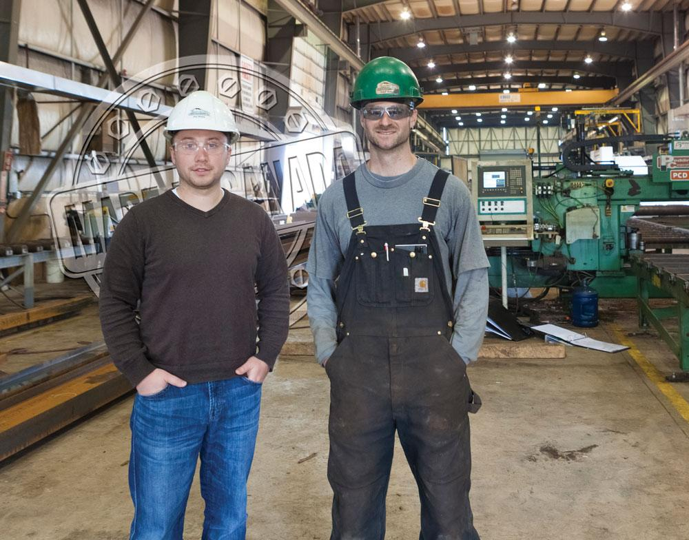 East Coast Metal Fabrication Builds Its Future Canadian