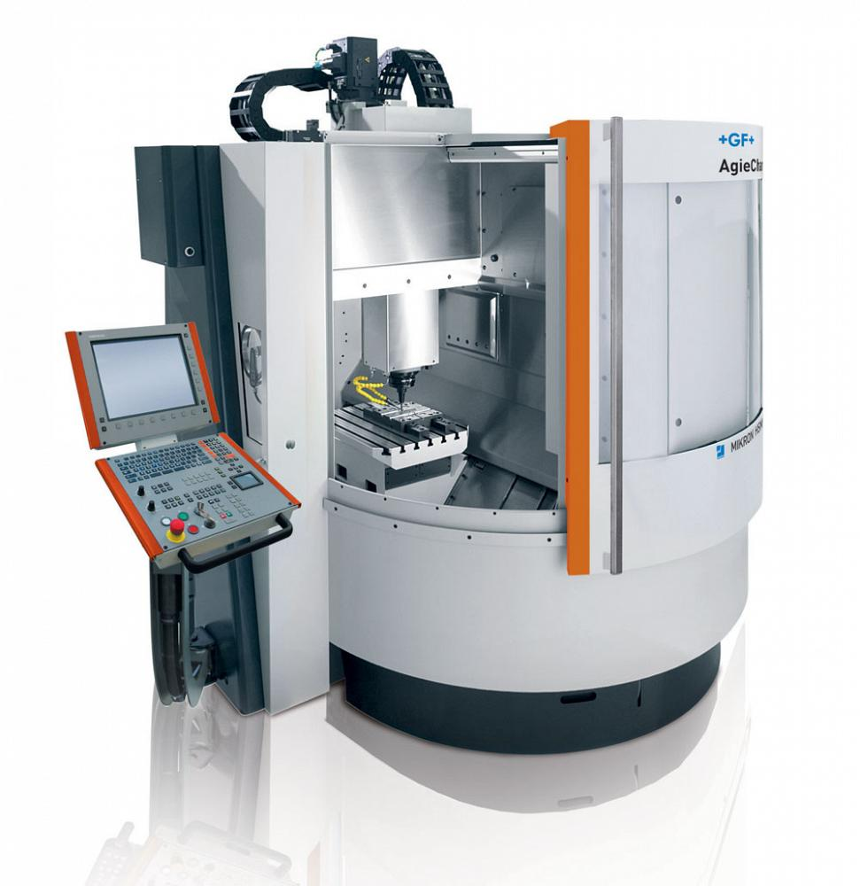 High-Speed Milling, Wire EDMs - Canadian Metalworking