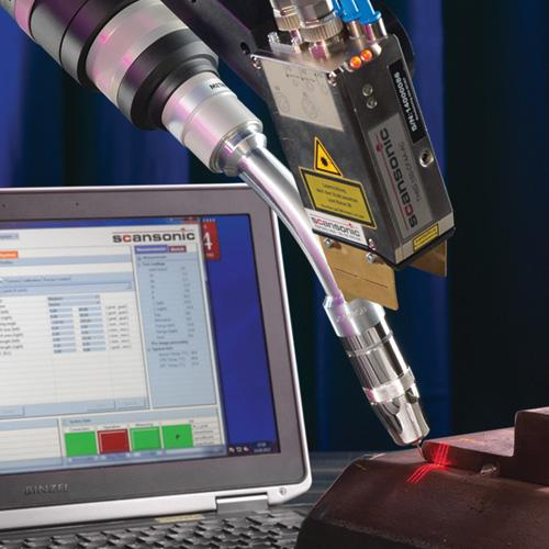 In Process Optical Seam Tracking Sensor