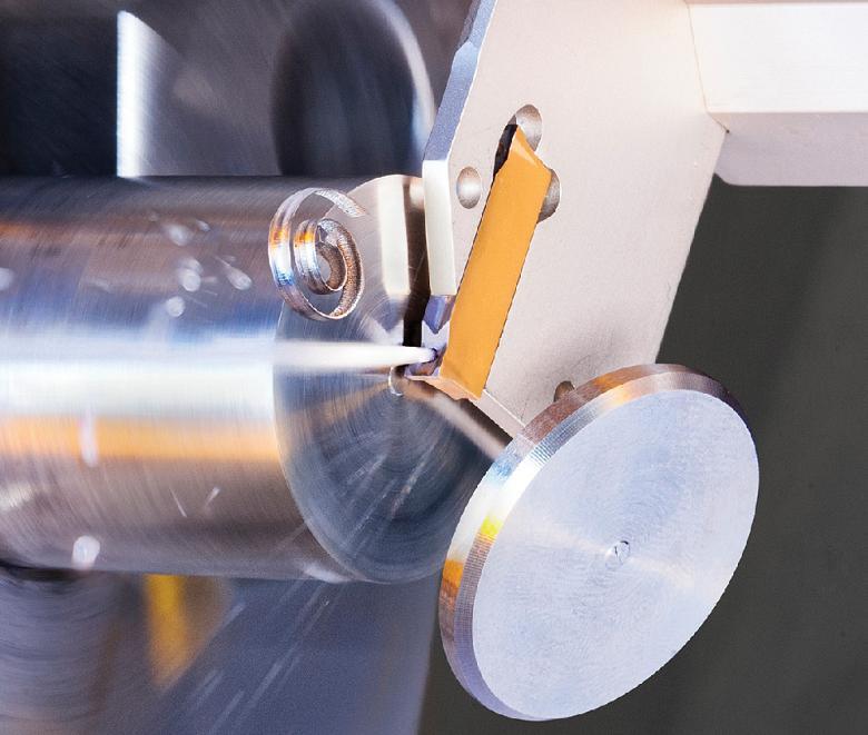 Iscar Do-Grip turning tool photo.