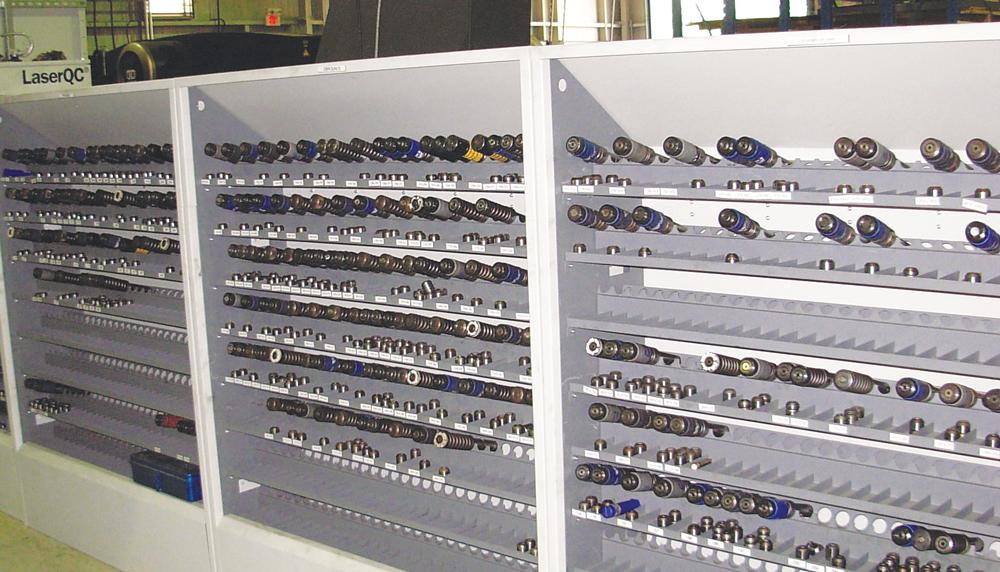 Lean or Mean in Punching Tool Organization? - Canadian ...