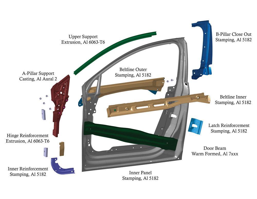 Car model kits metal 14
