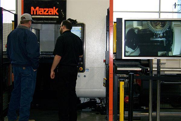 Mazak Optonics Hosts 300 Fabricators Canadian Metalworking