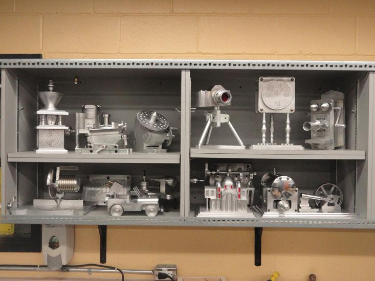 Centennial College engineering student projects.