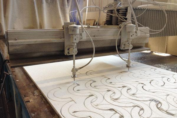 Pump Up Waterjet Production Canadian Metalworking