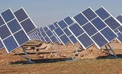 solar electrical grid