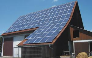 Solar Power Generation Canadian Metalworking