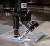 Terrain-following Waterjet - CIM Industry