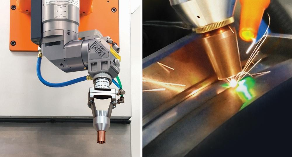 Welding Nozzle Works With All Shield Gas Delivery Devices