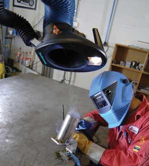 General Ventilation Is Not Enough Canadian Metalworking