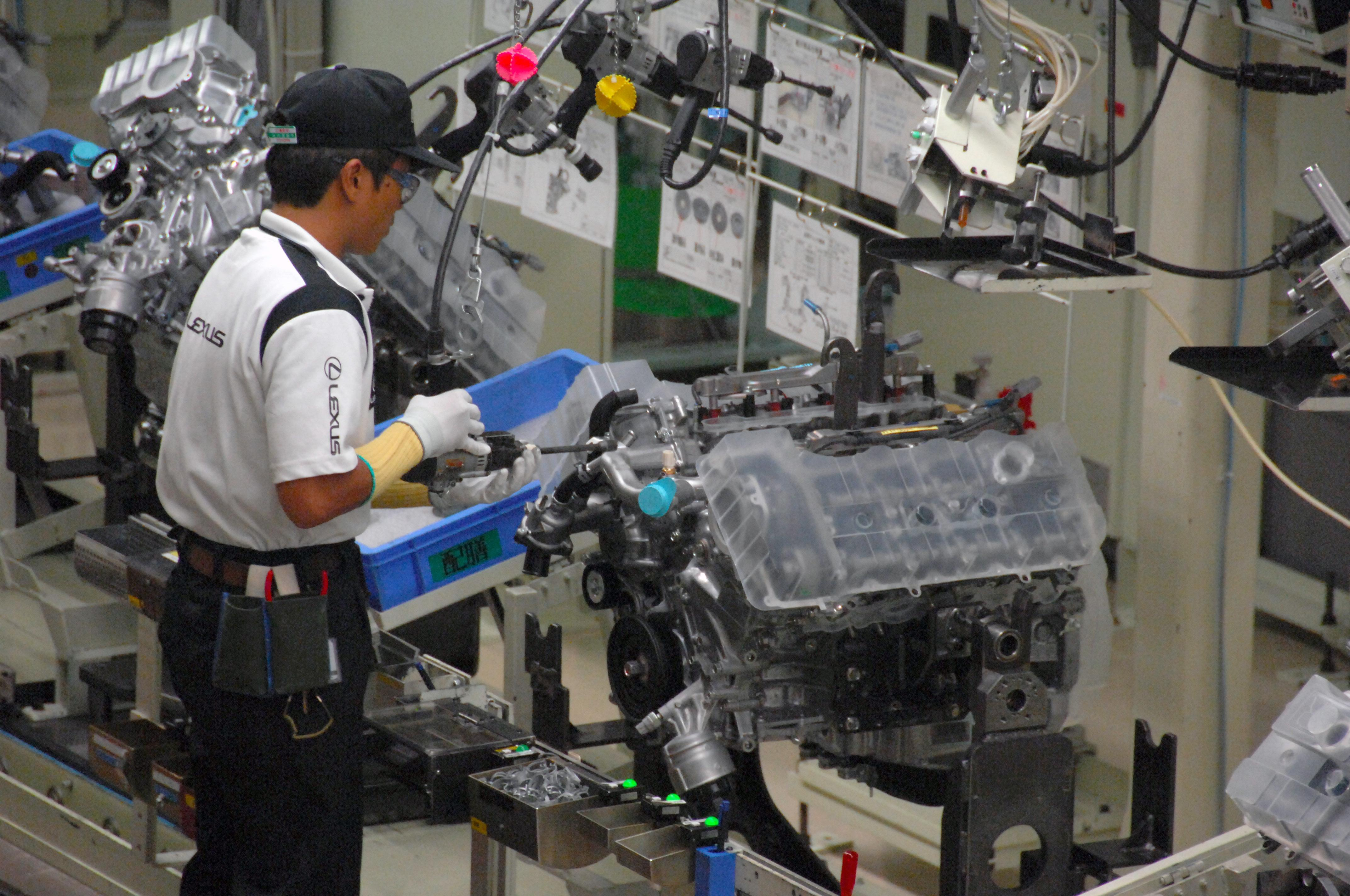 Japanese Manufacturing Numbers Shows Signs Of Recovery