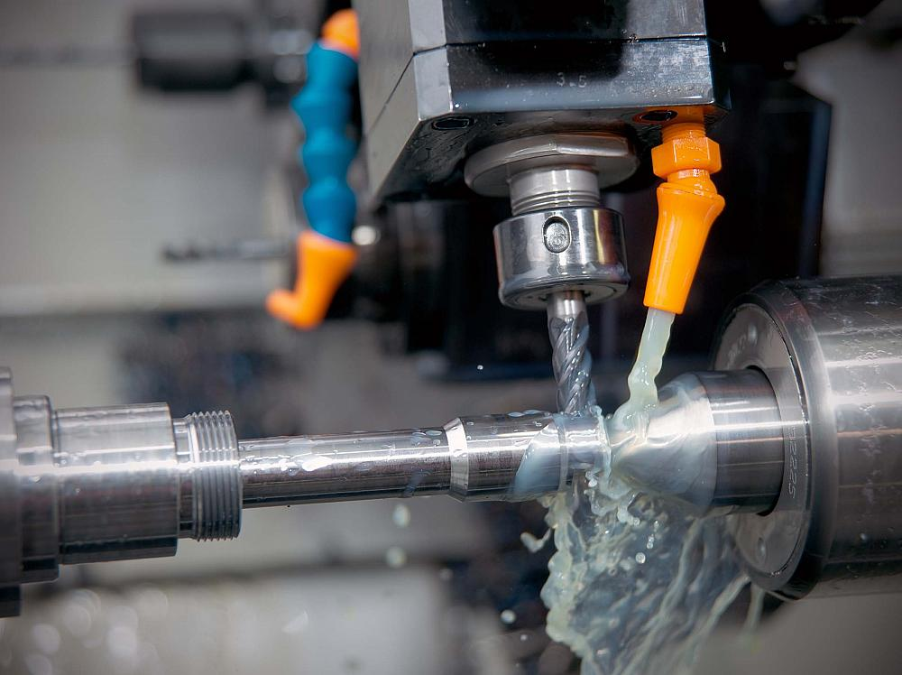 Take The Heat Off Live Tooling