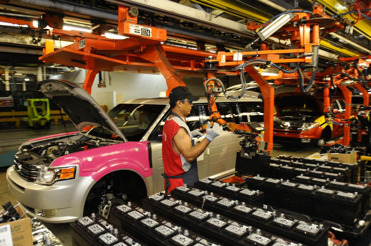 Ford Investment In Oakville Brings Hope Of More Jobs For