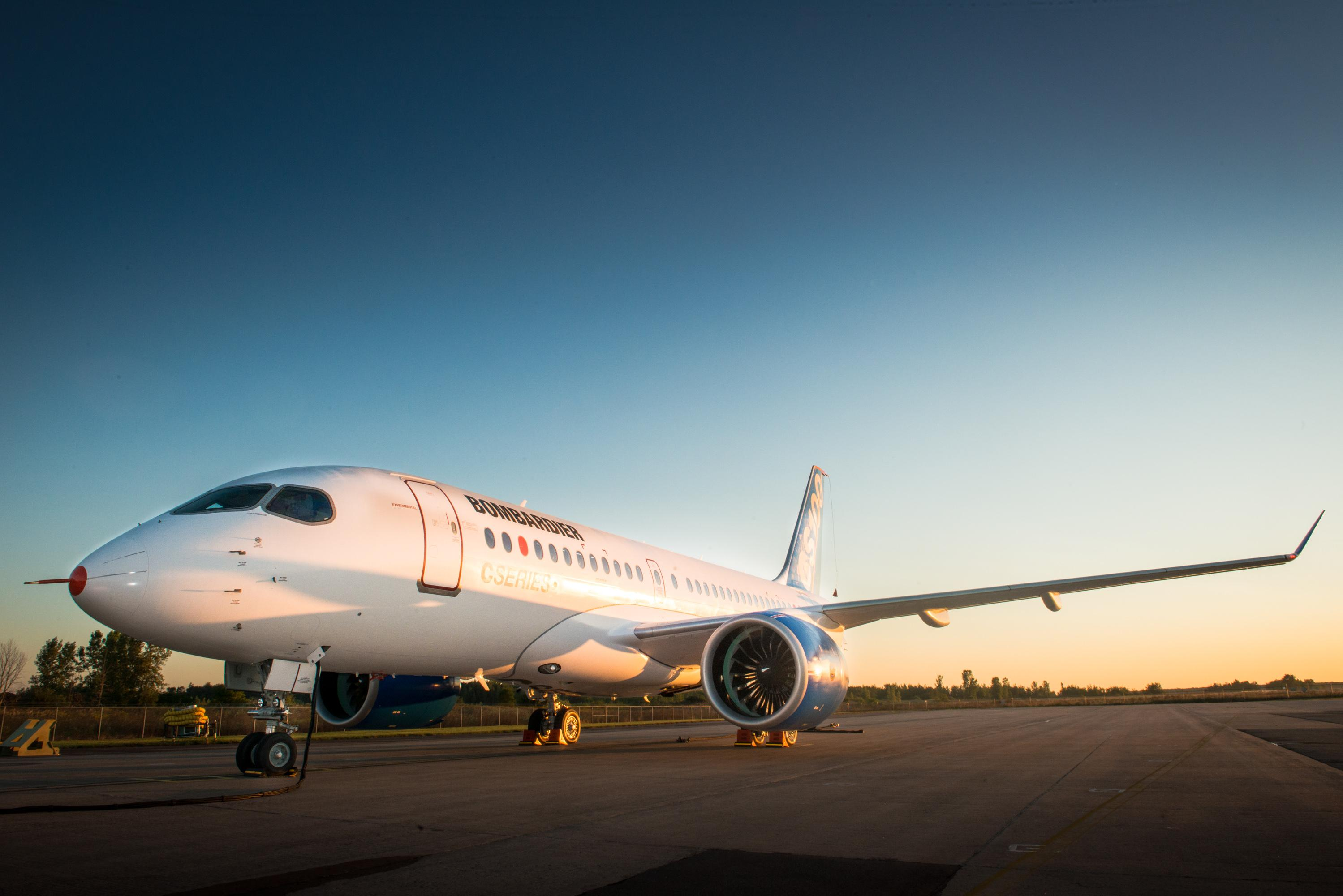 bombardier cseries Airbus rebranded the bombardier c series aircraft family as the a220-100 and a220-300 on tuesday and announced a big sale of the planes to jetblue airbus marks its commercial aircraft as a3xx.