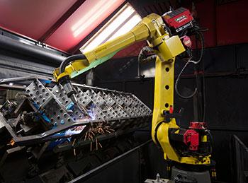 Welding Automation For The People Canadian Metalworking
