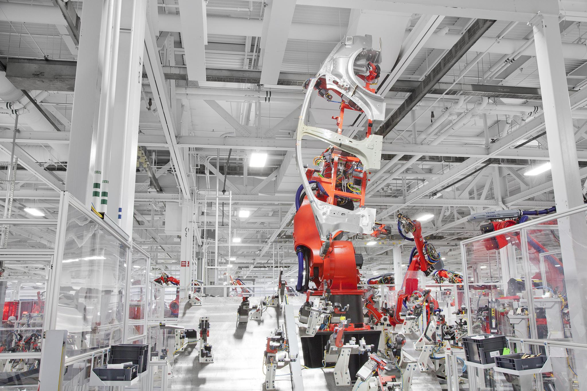 Tesla Finalizing Plans For New Battery Factory That Could