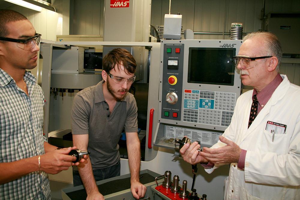Training Profile Seneca College Video Canadian Metalworking