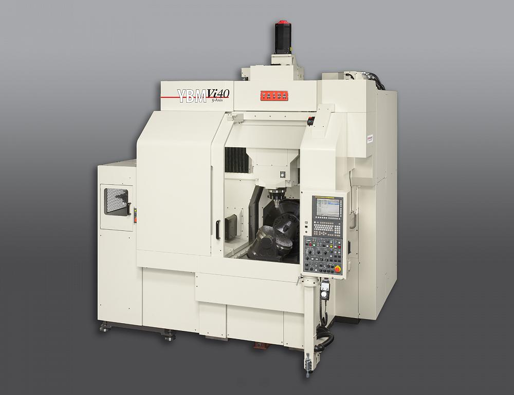 Methods Machine Tools Offers The Yasda Ybm Vi40 5 Axis Vertical Cnc Jig Boring Milling Machine This New Product Was Designed For High Accuracy