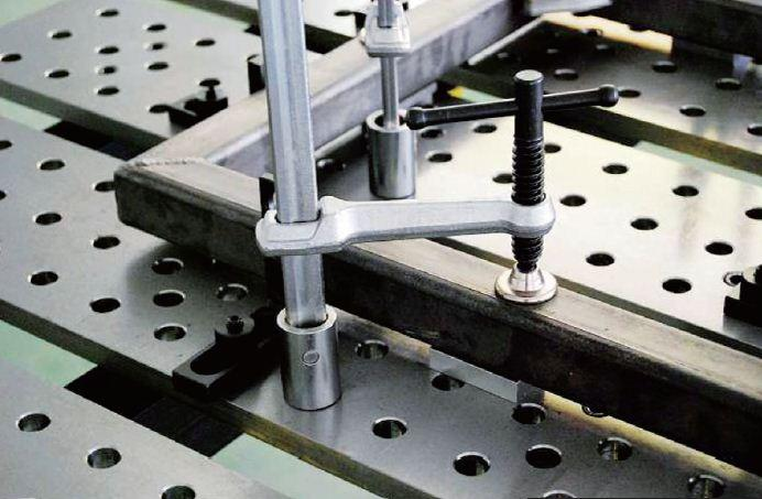 Clamp It Down Canadian Metalworking