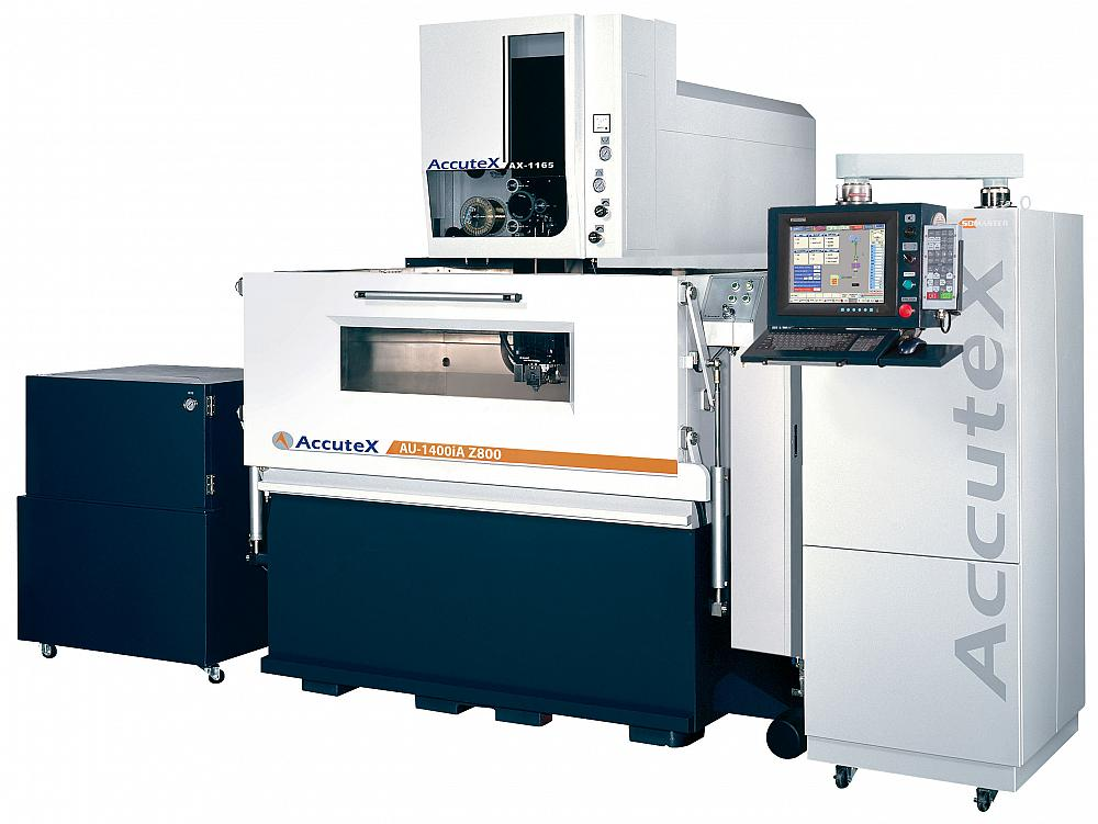 Absolute Machine Tools\' Submerged Wire EDM - Canadian Metalworking