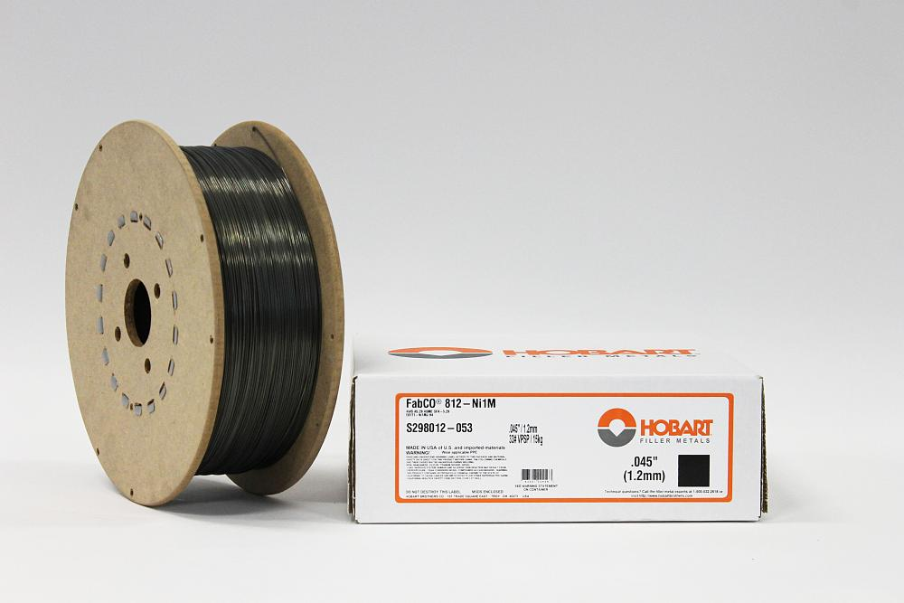 Hobart brings new flux-cored wire to the market - Canadian Metalworking