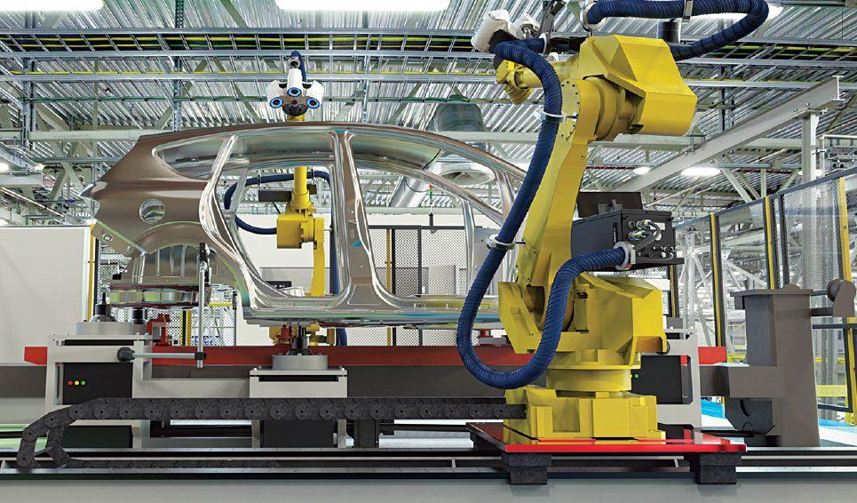 automation in the manufacturing industry
