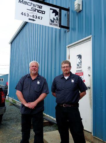 Business Profile Ace Machining Canadian Metalworking