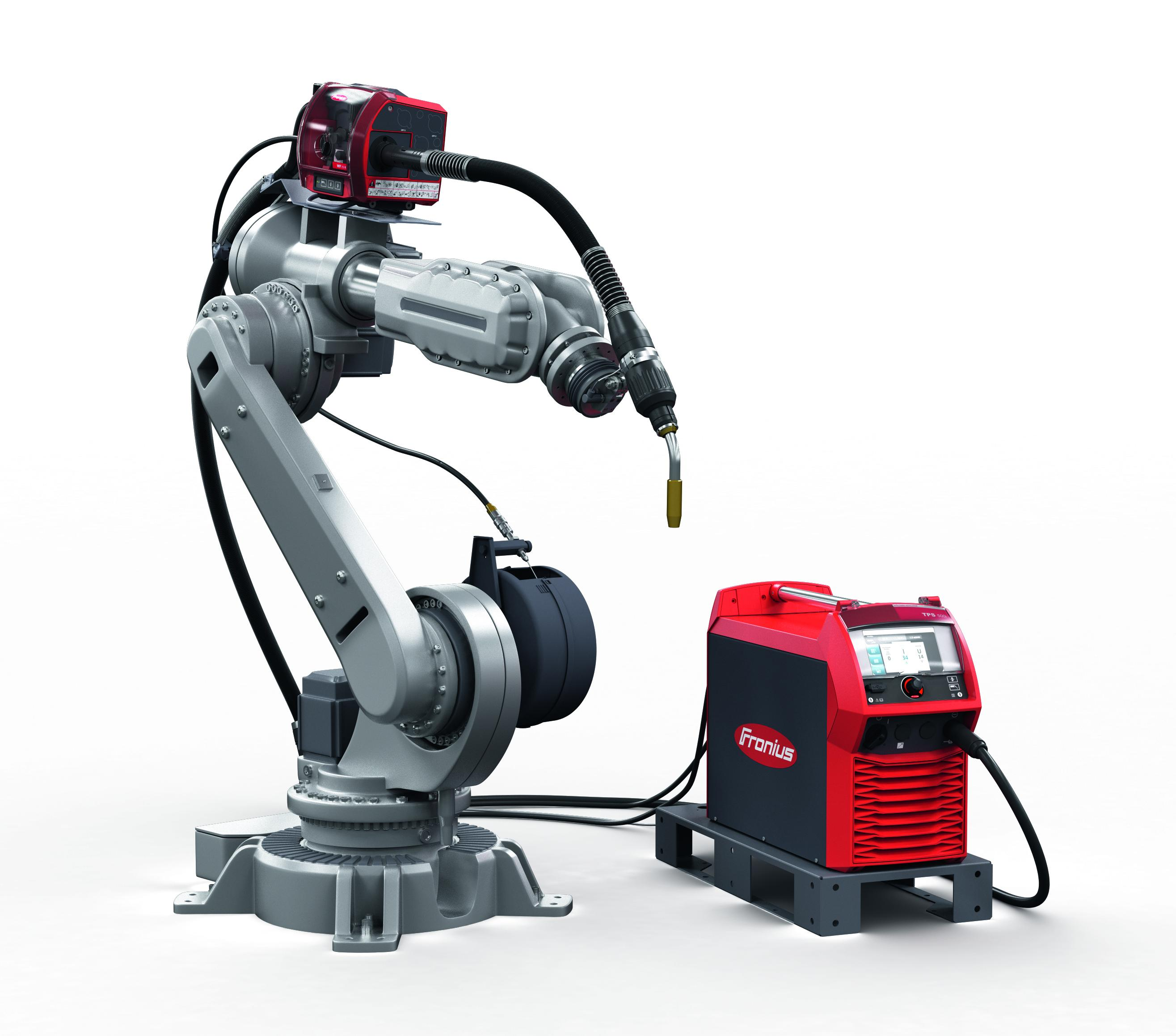 Fronius Launches Tps I Power Source Canadian Metalworking