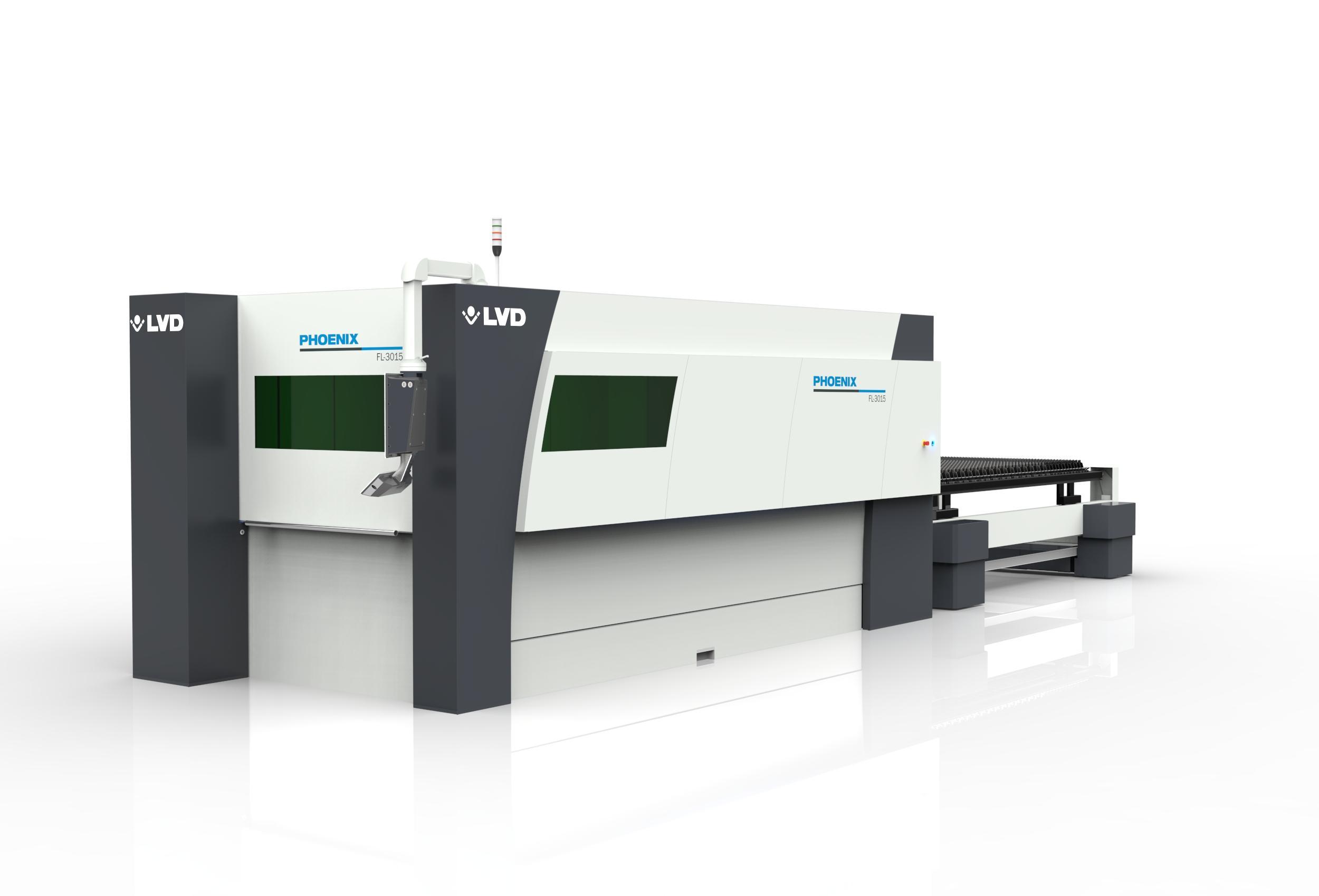 Lvd Strippit Launches Phoenix Fiber Laser Canadian