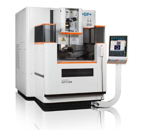 GF Machining Solutions introduces the CUT E Series of Wire EDM ...
