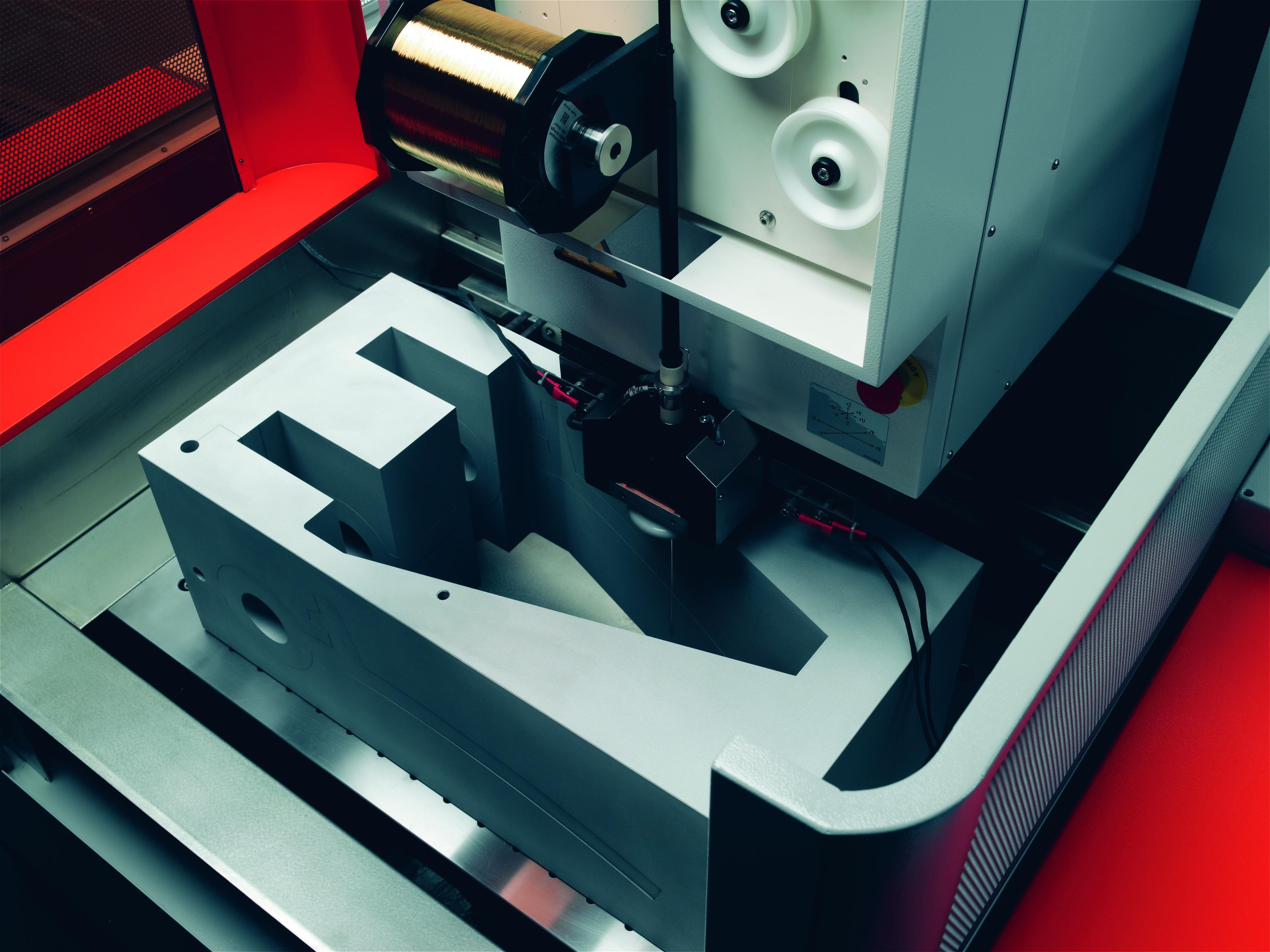Edm Corners The Precision Market Canadian Metalworking