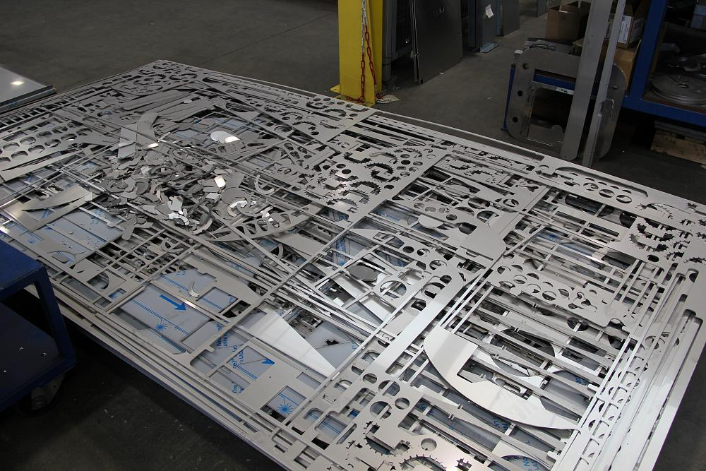 Part Sorting Growing Pains Canadian Metalworking