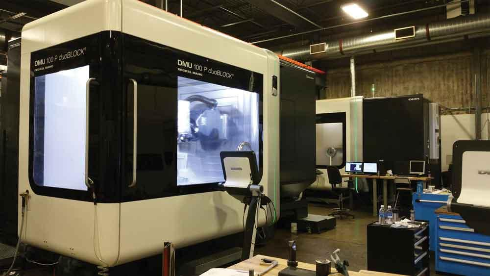 Palcam Makes Am A Canadian Advantage Canadian Metalworking