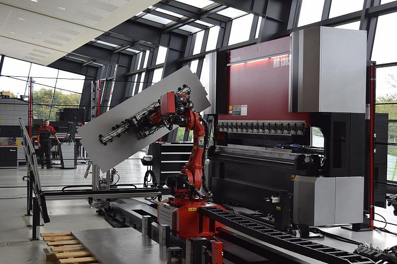 Amada press brake Operation Manual