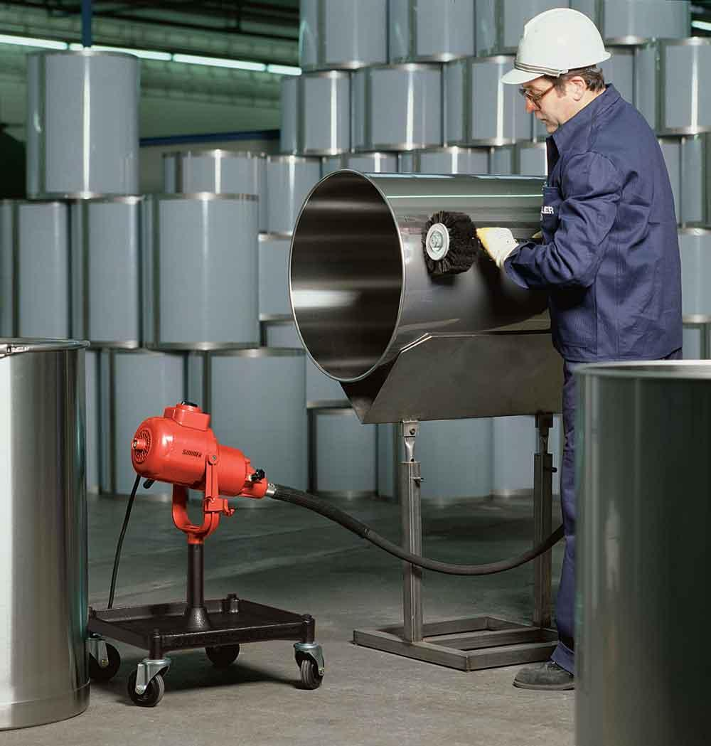 Tips On Fine Grinding Stainless Steel Canadian Metalworking