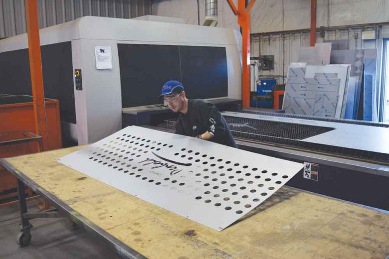 Business Profile Hawk Custom Sheet Metal Canadian
